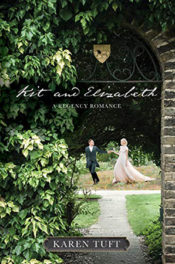 Kit and Elizabeth by Karen Tuft