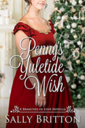 Penny's Yuletide Wish by Sally Britton