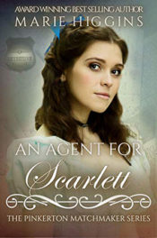 An Agent for Scarlett by Marie Higgins