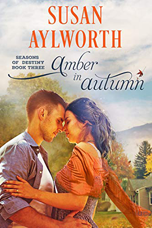 Amber in Autumn by Susan Aylworth