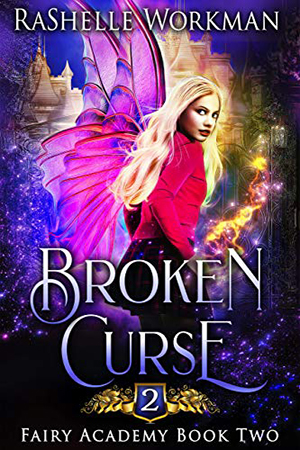 Broken Curse by RaShelle Workman