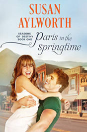 Paris in the Springtime by Susan Aylworth