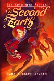 Second Earth by Cami Murdock Jensen