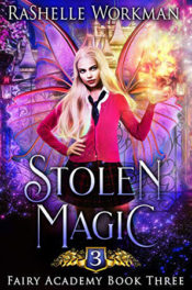 Stolen Magic by RaShelle Workman