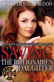 Saving the Billionaire's Daughter by Jennifer Youngblood