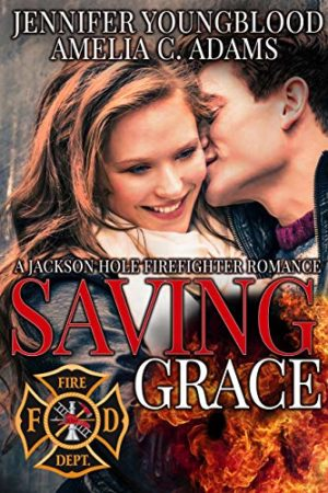 Saving Grace by Jennifer Youngblood and Amelia C. Adams