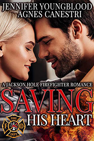 Saving His Heart by Jennifer Youngblood and Agnes Canestri