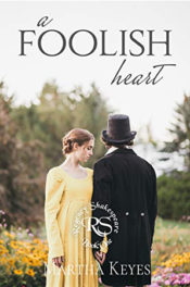 A Foolish Heart by Martha Keyes