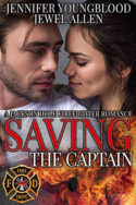 Saving the Captain by Jennifer Youngblood and Jewel Allen