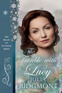 The Trouble with Lucy by Julia Ridgmont