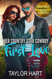 Her Country Star Cowboy First Love by Taylor Hart