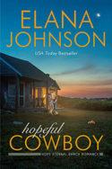 Hopeful Cowboy by Elana Johnson