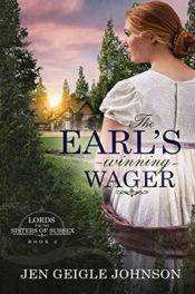 The Earl's Winning Wager by Jen Geigle Johnson