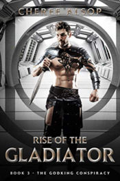 The Godking Conspiracy by Cheree Alsop