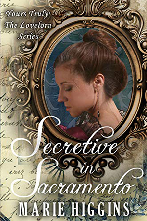 Secretive in Sacramento by Marie Higgins