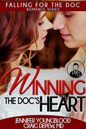 Winning the Doc's Heart by Jennifer Youngblood & Craig Depew