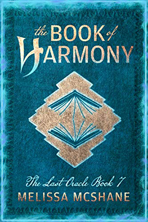 The Book of Harmony by Melissa McShane