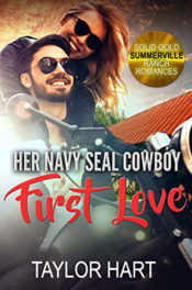 Her Navy Seal Cowboy First Love by Taylor Hart