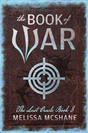 The Book of War by Melissa McShane
