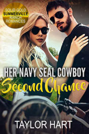 Her Navy Seal Cowboy Second Chance by Taylor Hart