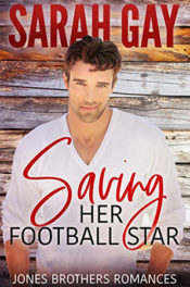 Saving Her Football Star by Sarah Gay