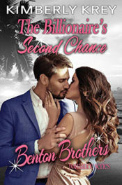 The Billionaire's Second Chance by Kimberly Krey
