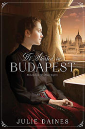It Started in Budapest by Julie Daines