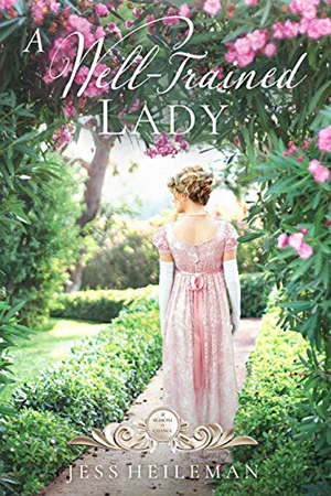 A Well-Trained Lady by Jess Heileman