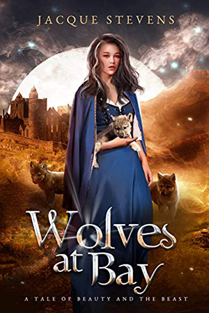 Wolves at Bay by Jacque Stevens