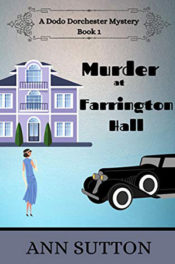 Murder at Farrington Hall by Ann Sutton