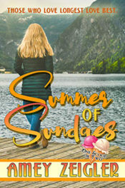 Summer of Sundaes by Amey Zeigler