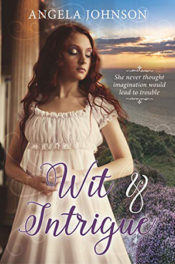 Wit & Intrigue by Angela Johnson