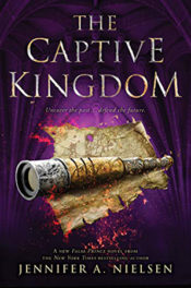 The Captive Kingdom by Jennifer A. Nielsen