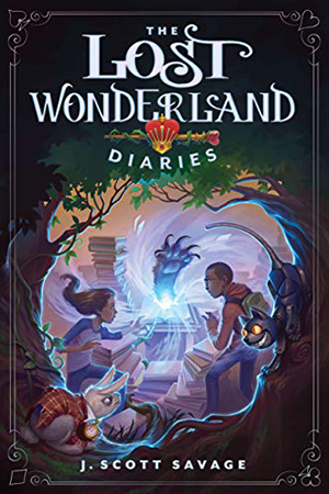 The Lost Wonderland Diaries by J.  Scott Savage