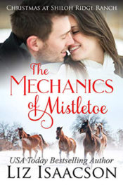 The Mechanics of Mistletoe by Liz Isaacson
