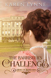 The Barrister's Challenge by Karen Lynne