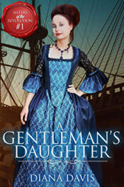 A Gentleman's Daughter by Diana Davis