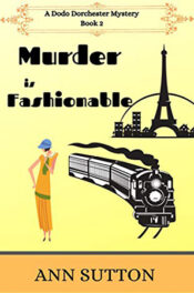 Murder is Fashionable by Ann Sutton