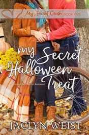 My Secret Halloween Treat by Jaclyn Weist