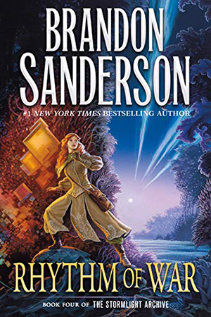 Stormlight Archive: Rhythm of War by Brandon Sanderson