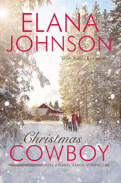 Christmas Cowboy by Elana Johnson