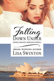 Falling Down Under by Lisa Swinton