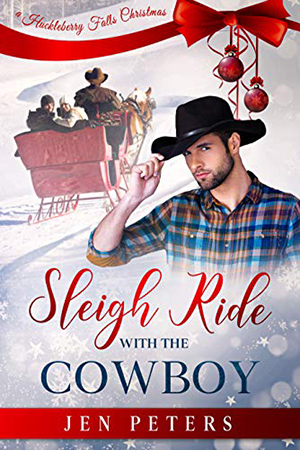 Sleigh Ride with the Cowboy by Jen Peters