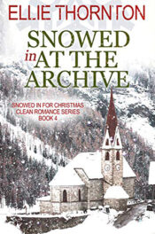Snowed In at the Archive by Ellie Thornton
