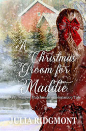 A Christmas Groom for Maddie by Julia Ridgmont