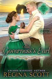 The Governess's Earl by Regina Scott