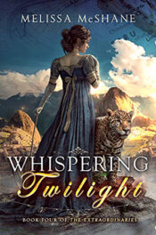 Whispering Twilight by Melissa McShane
