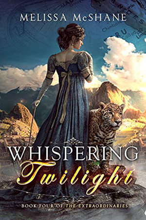 Extraordinaries: Whispering Twilight by Melissa McShane