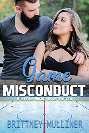 Game Misconduct by Brittney Mulliner
