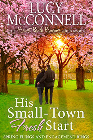 His Small-Town Fresh Start by Lucy McConnell